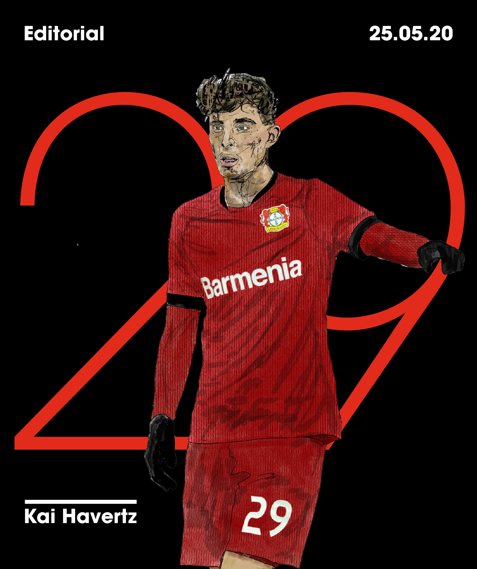 BUNDESLIGA BRATZ 02: Kai Havertz