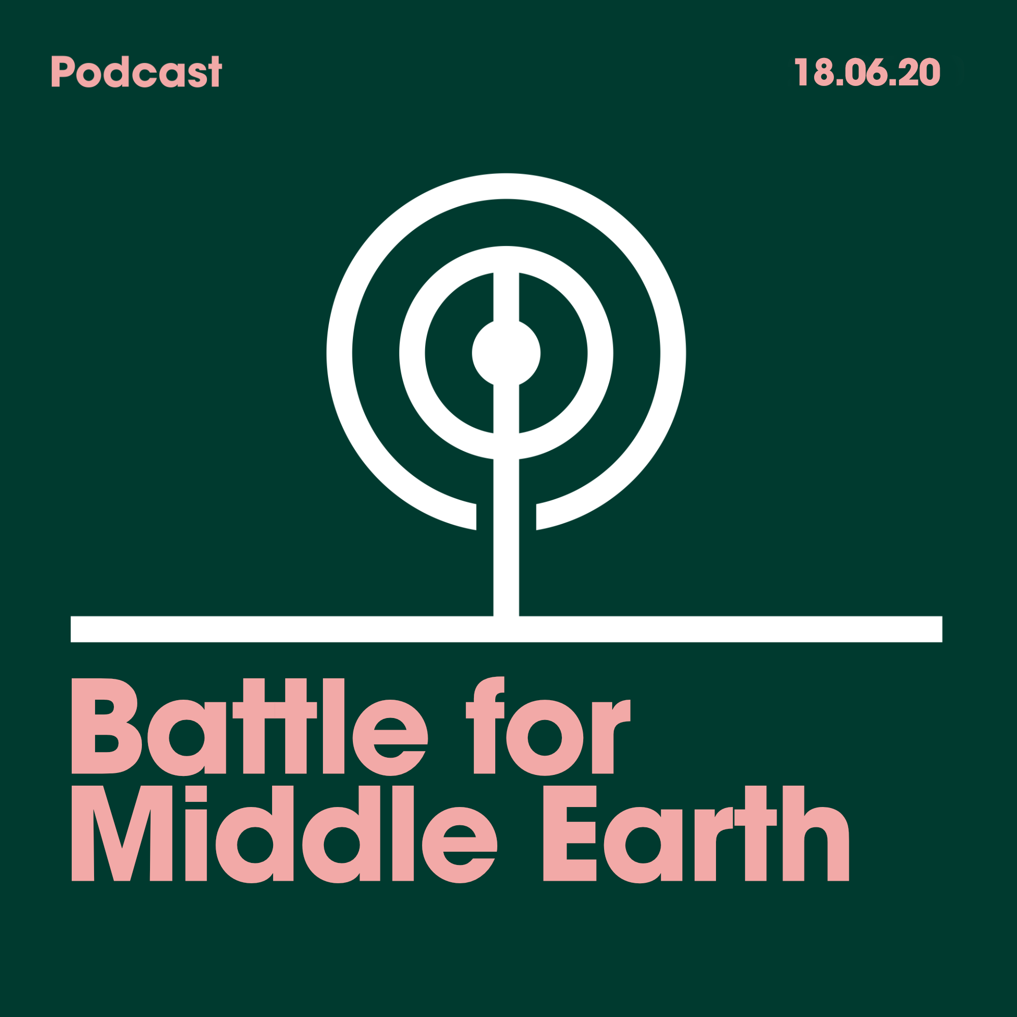 18.06.20. Battle for Middle Earth