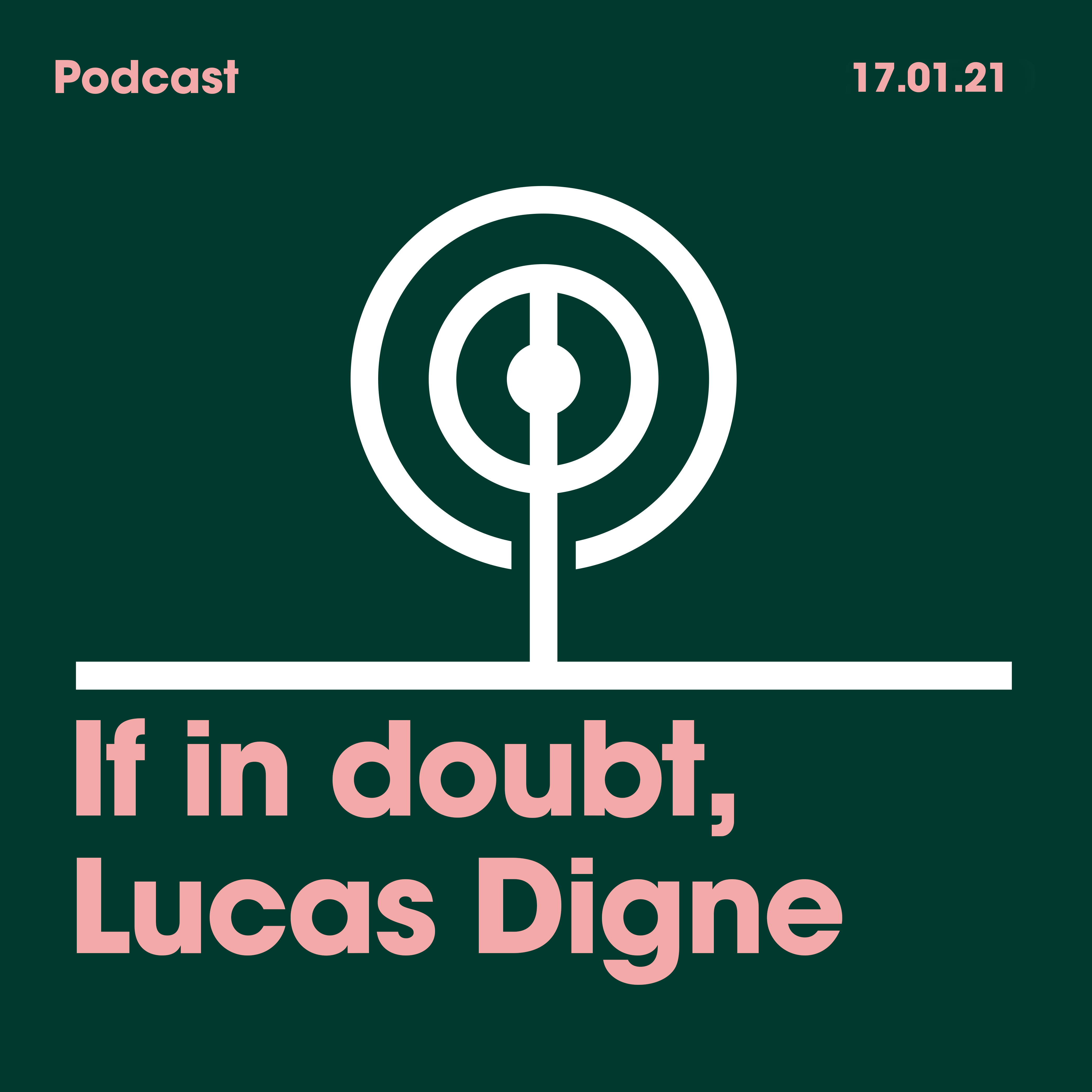 17.01.21 If in doubt, Lucas Digne