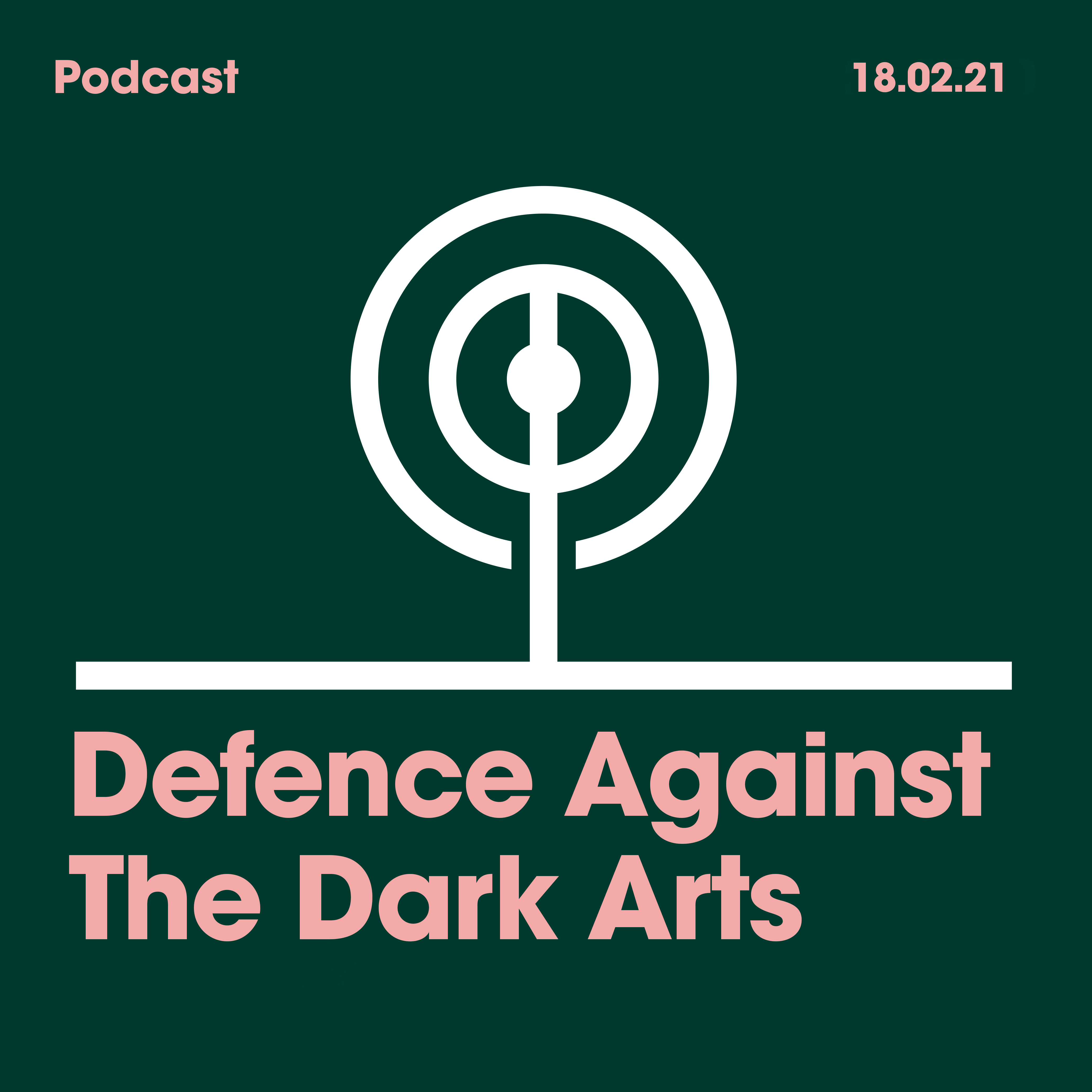 18.03.2021 Defence against the Dark Arts